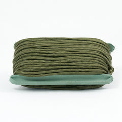 Cord: 'Para Crab' / Cord + Winder. 30mts. New. Olive Drab/Green.