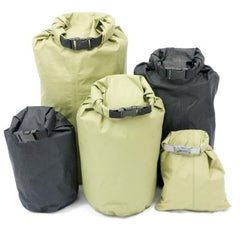 Fold Dry (Canoe) Bag. L/13Ltr. Black.