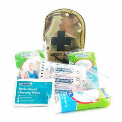 First Aid: Mid-sized First Aid Kit. New. B-T.P.