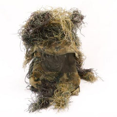 Camouflage & Concealment: Ghillie Hat / Headdress. New. D.P.