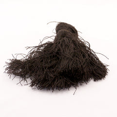 Camouflage & Concealment: Ghillie Threads. Per Hank. New. Brown.