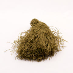 Camouflage & Concealment: Ghillie Threads. Per Hank. New. Olive.