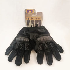 Gloves: 'Tactical Assault - H-K'. New. Black.
