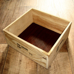 Hand-made Wooden Storage / Tool Box. Graded. Wooden.