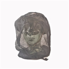 Head & Neckwear: Mosquito / Midge Net. New. Black.