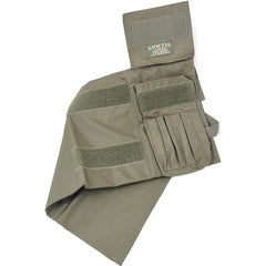 Navigation: Map Case. Folding. Arktis. New. Olive Green.