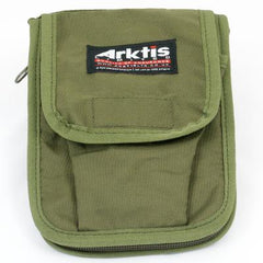 Admin: Notebook Holder. A6+. New. Olive Green.