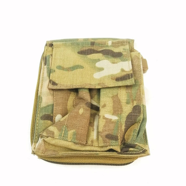 Admin: Notebook + Holder + Pencil. A6. Combo Deal. New. MultiCam®.