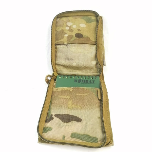 Admin: Notebook Holder. A6. New. MultiCam®.