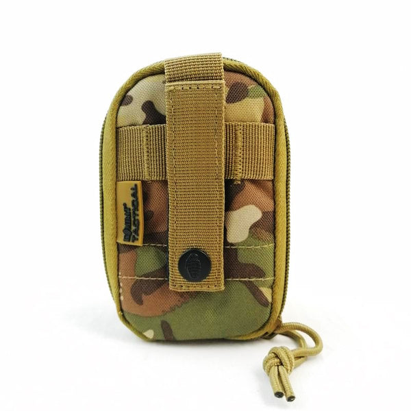 Webbing: Pouch. Covert Folding Ammo Dump Pouch. MOLLE. New. B-T.P.