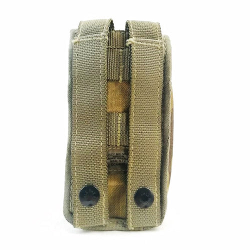 Webbing: Pouch. Osprey MK IV Smoke Grenade Pouch. British. Used / Graded. M-T.P.