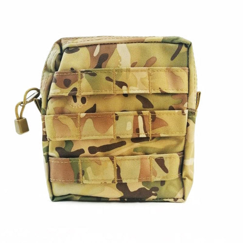 Webbing: Pouch. Medium MOLLE Utility Pouch. New. B-T.P.