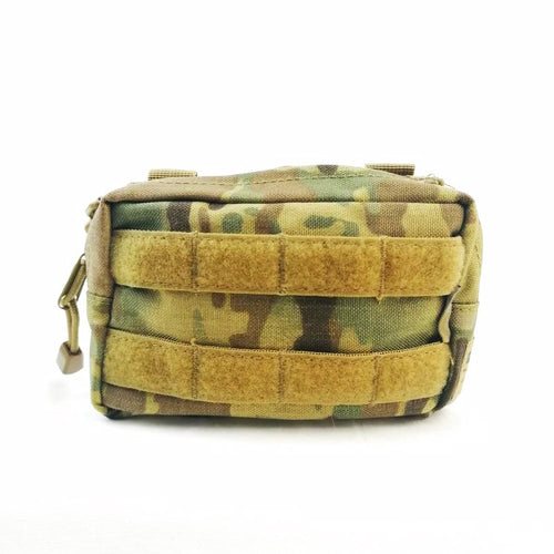 Webbing: Pouch. Small MOLLE Utility Pouch. New. MultiCam®.