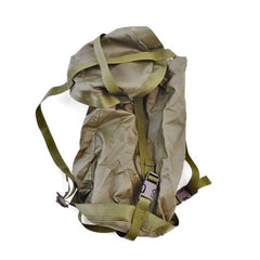 Storage Bags: Compression Sack. 90-patt. British. Used/Graded. Olive Green.