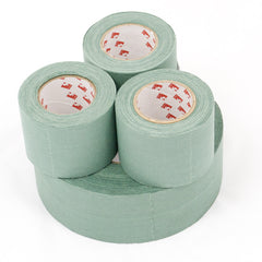Camouflage & Concealment: Sniper Tape. Scapa. 4-Roll Bundle. 3 x 10mts & 1 x 50mtr. New. Olive Drab.