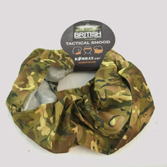 Head & Neckwear: Tactical Snood / Face Covering. New. B-T.P.