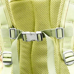 British Sternum Straps For Rucksack x 10. Olive Green.