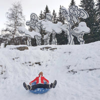 Luge gonflable INARI