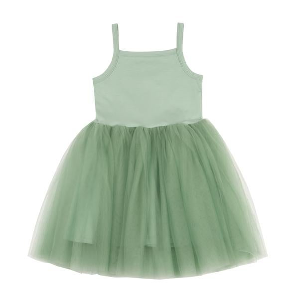 Robe Tutu Green Forest