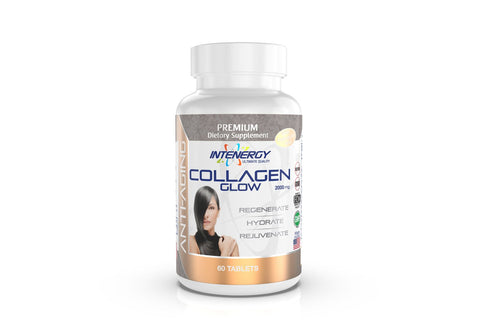 COLLAGEN GLOW TABS 60 CT