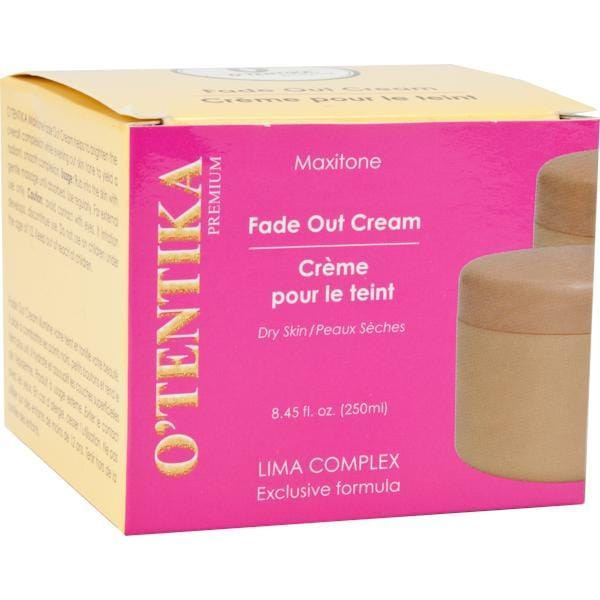 Otentika Fade Out Cream (Pink) 250 ml