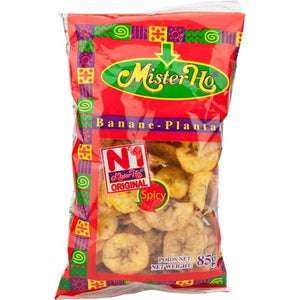 Plantain Chips Mister Ho Spicy 85 g