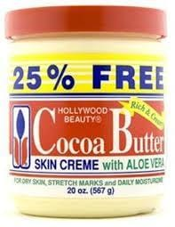 Hollywood Beauty Cocoa butter aloe vera 567g