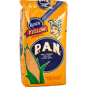 Pan Yellow Maisflour 1 kg