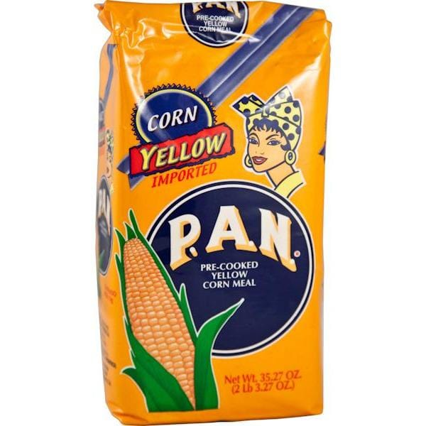 Pan Yellow Maize Flour 1 kg
