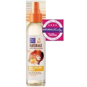 Dark and Lovely Au Naturale Anti-Shrinkage Sheen Sealing Nectar 170 ml