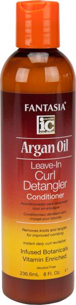 IC Fantasia Argan Oil Curl Detangler 8 oz.