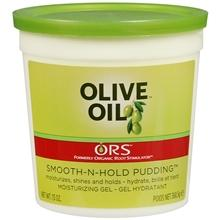 Organic Root Stimulator Olive Oil Smooth-n-Hold Pudding Moisturizing Gel 368 g