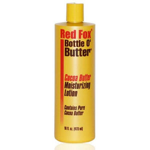 Red Fox Cocoa Butter Moisturizing Lotion 474 ml