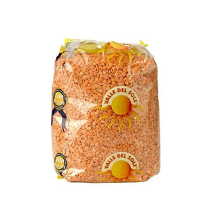 Valle Del Sole Red Split lentils 900 g