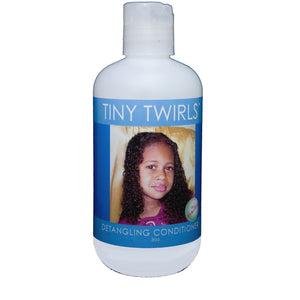 Kinky Tiny Twirls Detangling Conditioner 8 oz​
