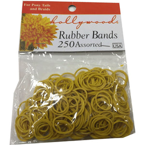 Rubber Bands Yellow