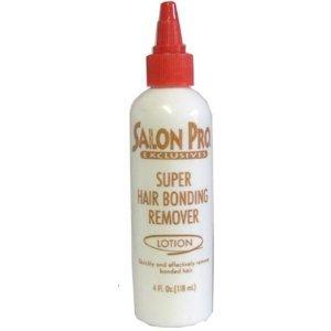 Salon Pro Hair Bonding Remover Lotion 118 ml