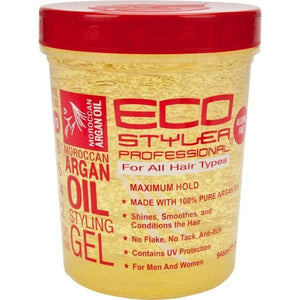 Eco Styler Professional Maroccan Argan Oil Styling Gel 946 ml