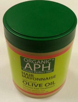 Organic APH Olive Oil Hair Mayonnaise Treatment 500 ml