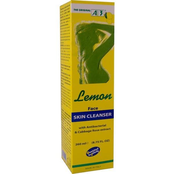 A3 Lemon Antiseptic Lotion Skin Cleanser 260 ml