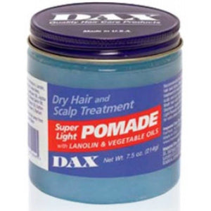 Dax Super Light Pomade 7,5 oz