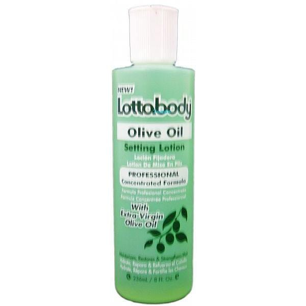 Revlon Lottabody Olive Oil Setting Lotion Concentrated 450 ml