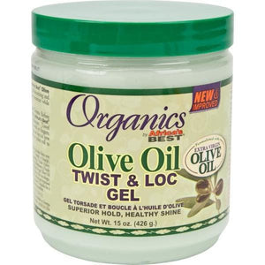 Africa's Best Organics Olive Oil Twist & Lock Gel 426 g