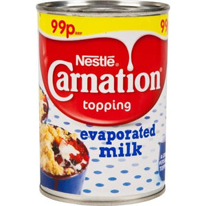 Carnation Evaporated Milk 410 ml
