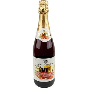 Pure Heaven Sparkling Drink Strawberry 75 cl