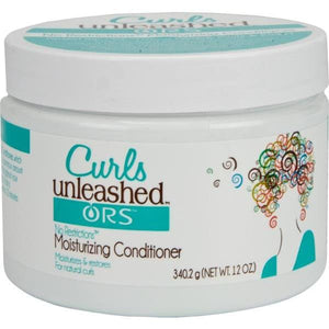 Curl Unleashed Organic Root Stimulator Curls Moisturizing Conditioner 12 oz