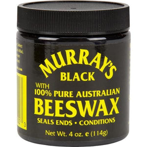 Murray's Black Beeswax 114 g