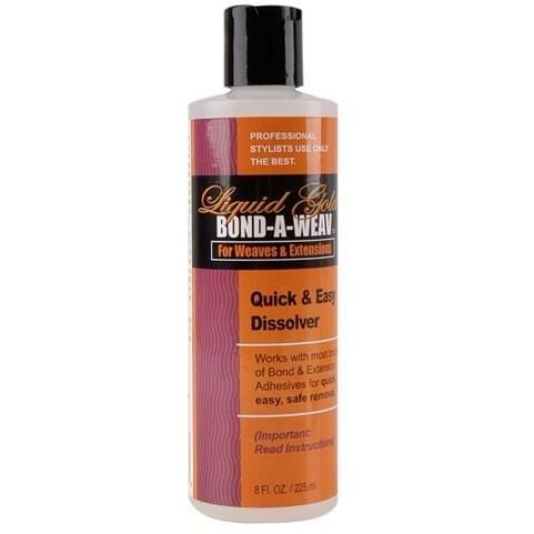 Liquid Gold Bond A Weave Quick and Easy Dissolver 225 ml
