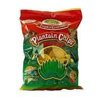 Tropiway Plantain Chips Salty 85g