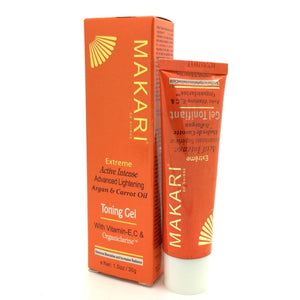 Makari Extreme Active Intense Argan and Carrot Oil Toning Gel 30 g